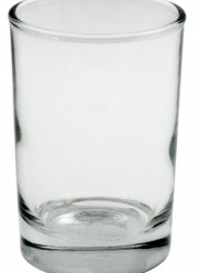 Anchor Hocking Heavy-Base 5-Ounce Juice Glasses, Set of 12