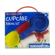 The Little Cook / Child's Cupcake Baking Kit