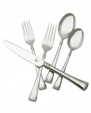 J.A. Henckels 45pc Angelico  Cutlery Set